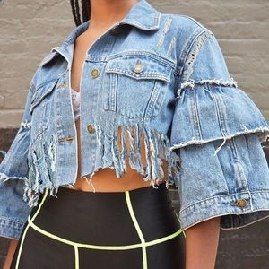 Fashion Jean Jacket